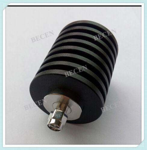 25W SMA rf attenuator DC-3GHz SMA-JK connector 50ohm coxial attenuator 3db