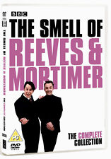 REEVES AND MORTIMER - THE SMELL OF - DVD - REGION 2 UK