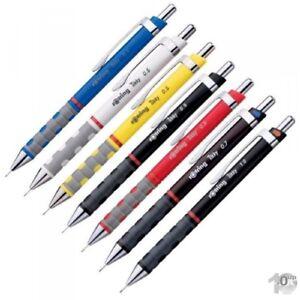 Ersatzminen Bleistift 0,7 rOtring Druckbleistift Tikky weiß  Kugelschreiber
