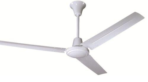 """56/"""" Industrial White Ceiling Fan 415976"""