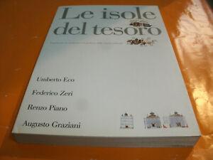 Le Isole del Tesoro-Riscoperta e gestione risorse culturali 229 Pag. - Anno 1988