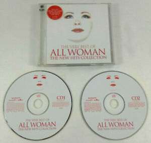 Double-CD-The-Very-Best-of-All-Woman-The-New-Hits-Collection-Envoi-rapide-suivi