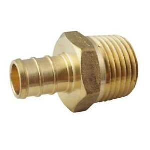 30-1-2-034-PEX-x-1-2-034-Male-NPT-MPT-Pipe-Threaded-Adapters-Brass-Crimp-Fittings