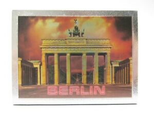 Berlin Laser Magnet 8 CM Souvenir Germany Brandenburg Gate