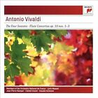 Vivaldi: The Four Seasons; Flute Concertos Op. 10 Nos. 1-3 (CD, Oct-2010, Sony Classical)
