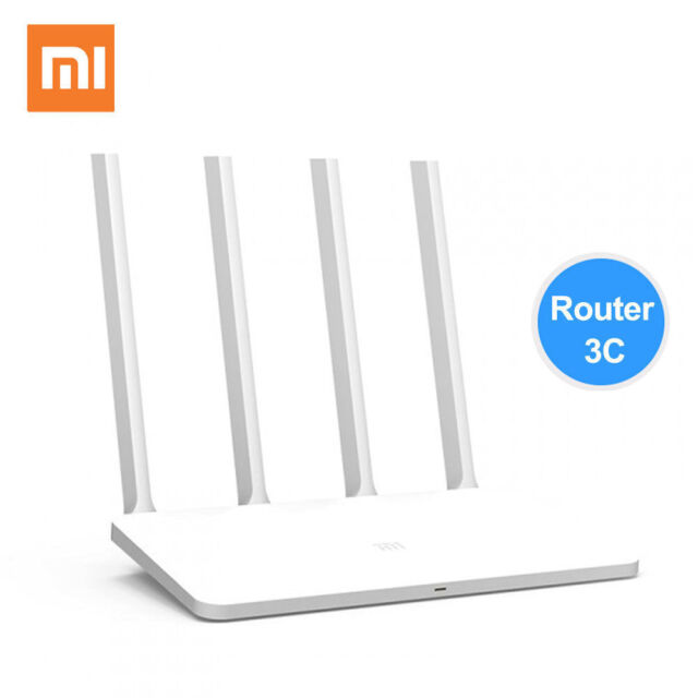 Xiaomi Mi 300mbps 2 4ghz WiFi Router 3c Signal Booster With 4 Antenna  Original