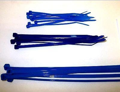 CHOOSE QTY TIE WRAPS BLACK CABLE TIES NYLON ZIP TIES- 140 X 3.6MM FREE P/&P