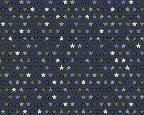 Jersey de algodón Tejido Azul Marino aligeramiento Perno de 150cm de ancho