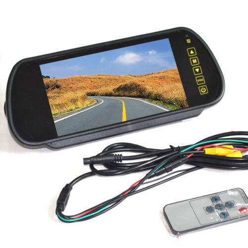 VardsafeRear View Parking Reverse Camera Kit For Fiat Ducato Peugeot Boxer