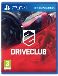DriveClub-PS4-PlayStation-4-Excellent-FAST-amp-FREE-Delivery