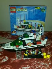 Lego System 6433 Coast Watch 100% Complete+ Instructions+Box Vintage
