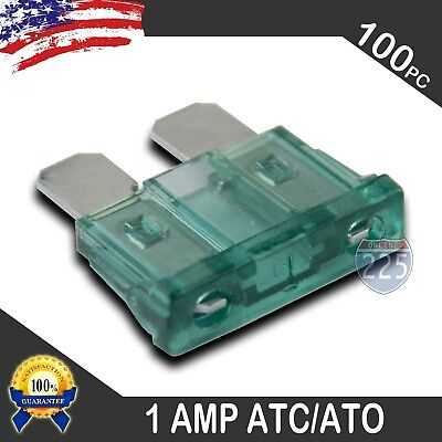 Automotive blade fuse 4 Amp plugin fuse spade fuse 100pcs+ lot 4A car fuse