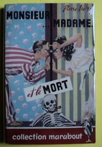 Pierre-VERY-MONSIEUR-MADAME-ET-LE-MORT-Collection-MARABOUT-N-68