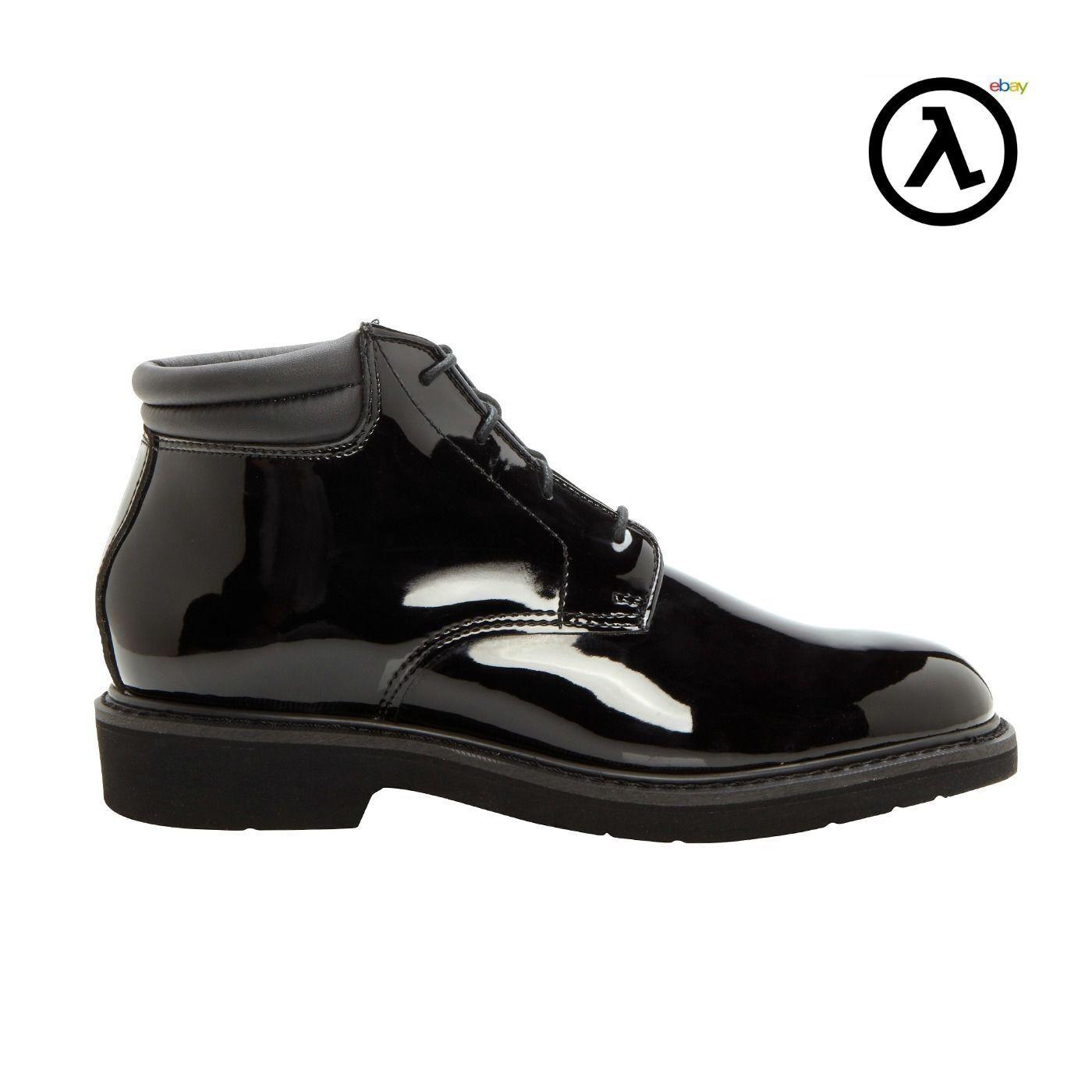 servizio di prima classe ROCKY DRESS LEATHER HIGH GLOSS CHUKKA scarpe FQ00500-8 FQ00500-8 FQ00500-8 - ALL DimensioneS - NEW  con il prezzo economico per ottenere la migliore marca