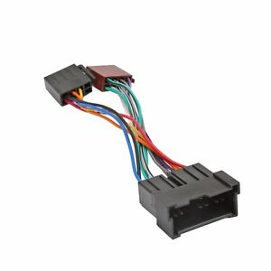 Superb Car Stereo Radio Iso Wiring Harness Adaptor Loom Hy 100 For Hyundai Wiring 101 Capemaxxcnl