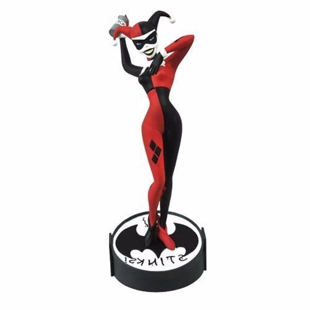 Batman The Animated Series Damenschuhe Fatales Harley Quinn Pvc Statue Diamond Select