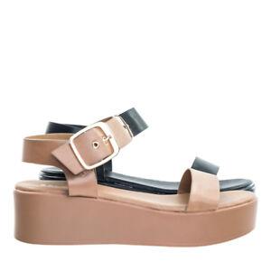 Bonus12-Flatform-Open-Toe-Sandal-w-Adjustable-Ankle-Strap
