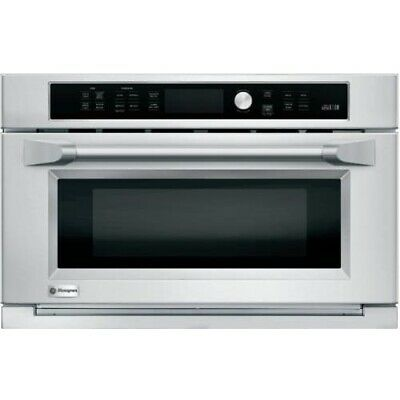"""GE Monogram ZSC1202JSS 30"""" Stainless Single Electric Wall ..."""