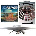 Polar Lights Forbidden Planet C-57D Space Cruiser & Diorama Model 1/72 & Figures