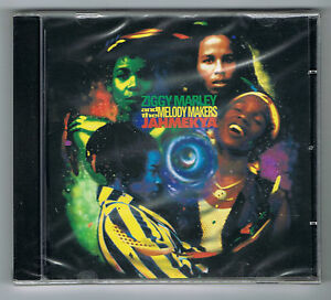 ZIGGY MARLEY & THE MELODY MAKERS - JAHMEKYA - CD NEUF NEW NEU