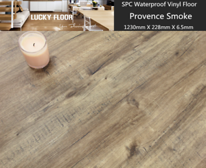 Sample-6-5mm-SPC-Vinyl-flooring-water-proof-floor-Provence-Smoke