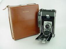 Polaroid 110A camera w/ Ysarex Lens & Four Designs film pack conversion-Gorgeous