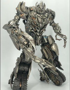 The transformers TF dreamworks GOD-11S diablo L tank megatron ruins color