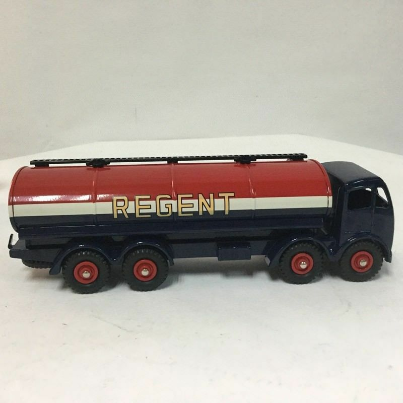 Dinky Toys 942 (5) - Foden Foden Foden 14 Ton Tanker  Regent  1 43 ,Atlas 681211