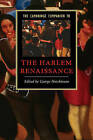 The Cambridge Companion to the Harlem Renaissance by Cambridge University Press (Paperback, 2007)