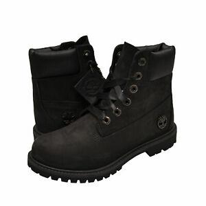 Women's 6 Inch Premium Waterproof Boots wSatin Collar