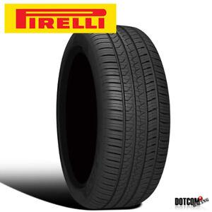 1-X-New-Pirelli-PZero-AS-Plus-235-45R18-BSW-Tires