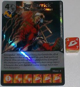 UNDERWATER AGGRESSION 25 Green Arrow /& The Flash Dice Masters 4 x KING SHARK