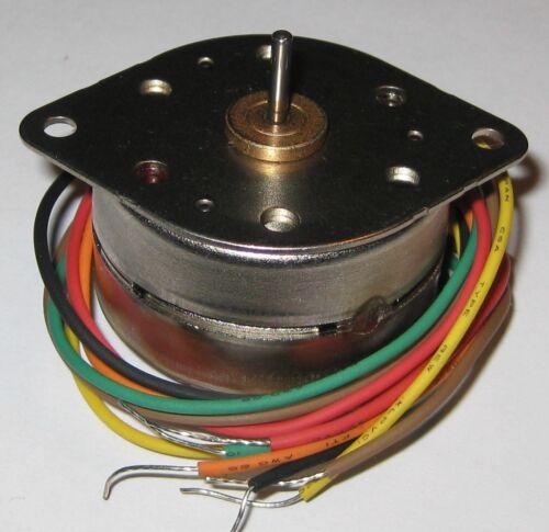 7.5 degrés//step 12 V-M82201-48 Step AIRPAX unipolaire photorépéteur Motor