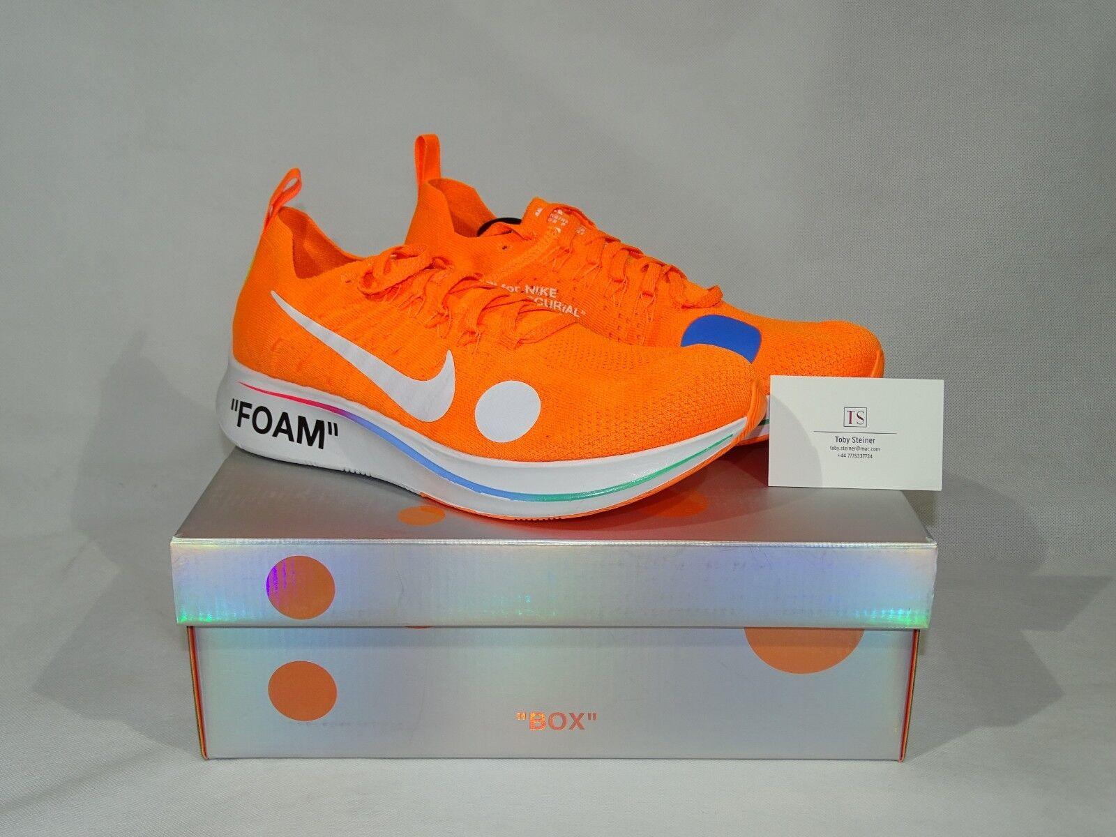 Hueso X Nike Mercurial Zoom Fly Fly Zoom UK7.5/US8.5 dswt 100% Auténtico 1ed520