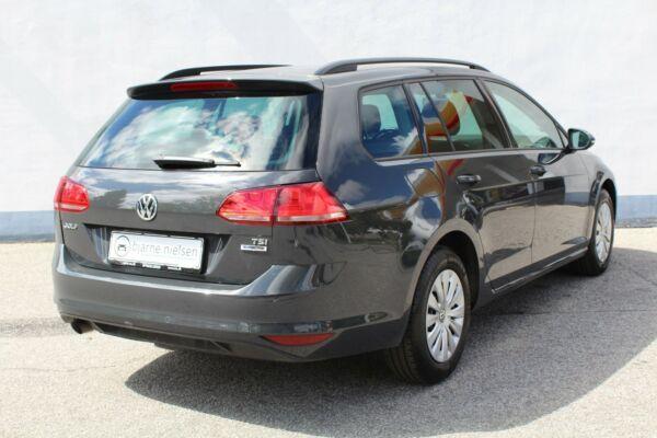 VW Golf VII 1,2 TSi 105 Trendline Variant BMT - billede 1