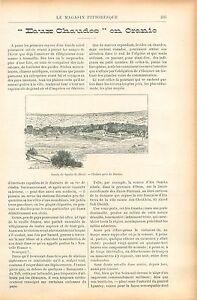 Eaux-Chaude-Oranie-Smala-de-Spahis-de-Bleed-Chabaa-Marnia-GRAVURE-PRINT-1906