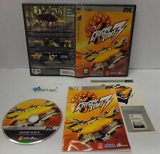 Gioco Game Computer PC DVD ROM ITALIANO ITA IT Play SEGA - CRAZY TAXI 3 -