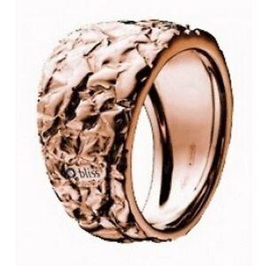 Bliss-anello-collezione-Paper-bronzo