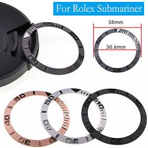 38mm-Orologio-Ceramic-bezel-Insert-per-Ro-lex-Submariner-Orologio-Accessori