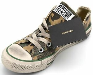 Details about CONVERSE ALL STAR UOMO DONNA UNISEX SCARPA SNEAKER CASUAL ART. 1C14SP28