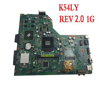 For ASUS Motherboard K54LY X54HR K54HR X54H REV2.0 //REV 2.1 Mainboard