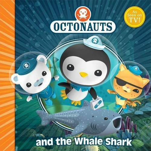 1 of 1 - The Octonauts and the Whale Shark by Simon & Schuster UK 0857072374 The Cheap