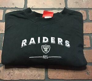 OAKLAND RAIDERS NFL T-Shirt Mens Size MEDIUM super bowl american football