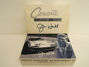 REVELL 08365 CORVETTE GRAND SPORT LIMITED EDITION TO 5000 ONLY MIB (WM124)