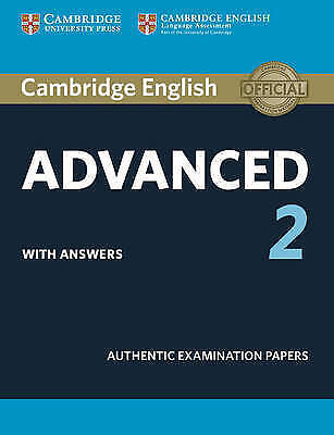 CAE Practice Tests. Cambridge English Advanced 2 Student's Book with answers: Au