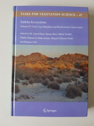 1 von 1 - Sabkha Ecosystems (2014, Gebundene Ausgabe)