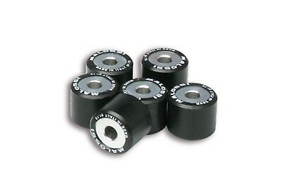 Piaggio Beverly 125 Euro 3 Malossi Roller Weights 19 x 17-10.7 Grams