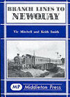 Branch Lines to Newquay by Vic Mitchell (Hardback, 2001)