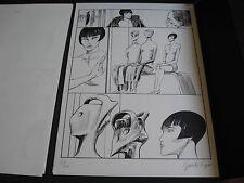 """Guido Crepax, STUPENDA litografia """"Valentina inconta Moore"""" ORIGINALE, AFFARE!!"""