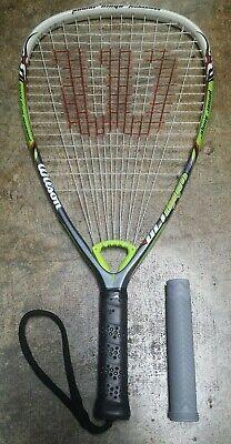 Python Blue Rubber Racquetball Grip